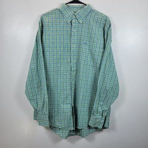 Southern Tide Plaid Button-up Long Sleeve Shirt